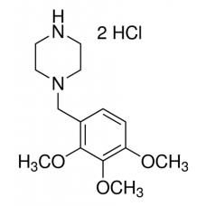 1-(2,3,4-Trimethoxybenzyl) piperazine dihydrochloride, Sigma-Aldrich, CAS 13171-25-0