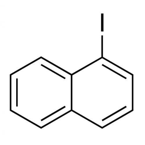 1-Iodonaphthalene, Sigma-Aldrich, CAS  90-14-2
