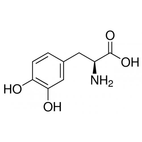 3,4-Dihydroxy-L-phenylalanine, Sigma-Aldrich, CAS  59-92-7