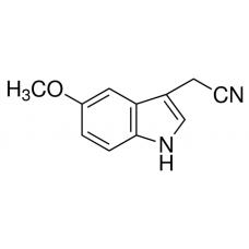 5-Methoxy-3-indolylacetonitrile, Sigma-Aldrich, CAS  2436-17-1