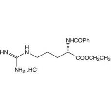 N-alpha-Benzoyl-L-arginine ethyl ester hydrochloride, Alfa Aesar, CAS 2645-08-1