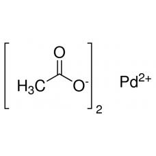Palladium(II) acetate, Sigma-Aldrich, CAS  3375-31-3